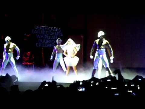 LADY GAGA - KANSAS CITY, MO - LOVEGAME - AUGUST 3, 2010 (HD)