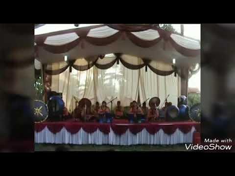 Edan turun versi marawis Al barokah panggung jati kulon Serang - banten
