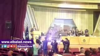 محافظ الأقصر: «رجال الشرطة والجيش ميعرفوش يعني ايه إجازة»..فيديو