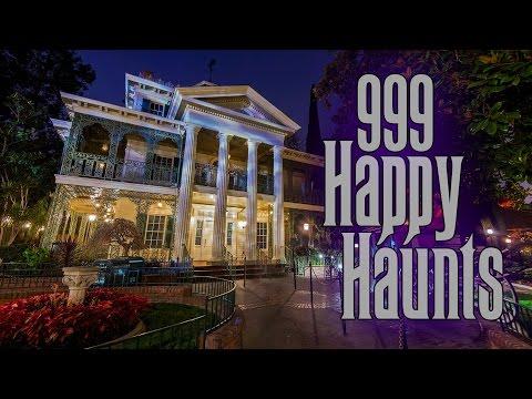 ASMR 999 Happy Haunts  A Collaborative ASMR Tribute to Disneylands Haunted Mansion