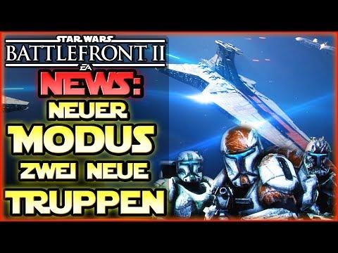 News: Neuer Modus & zwei Verstärker im März! – Emotewheel – Star Wars Battlefront II thumbnail