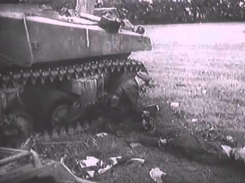 WW2: Intense German Combat Footage *Must see* - YouTube