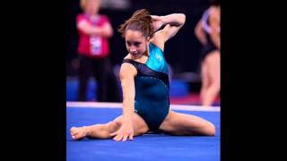 Jordyn Wieber-Floor Music 2011