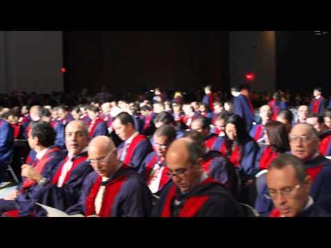American College of Surgeons Ceremony 2