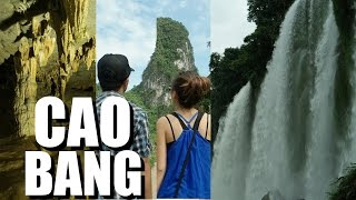 VIETNAM TRAVEL: The Most Beautiful Province Ever: CAVES AND WATERFALLS