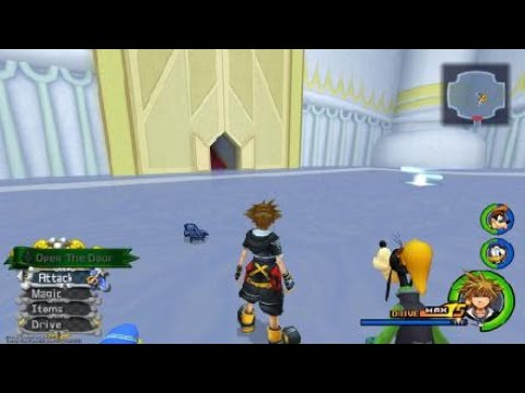 KINGDOM HEARTS 2 Final Mix -How to level up limit form - YouTube