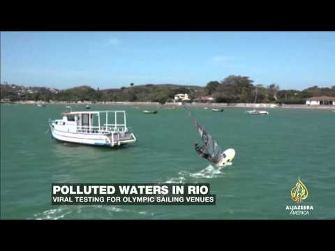 Rio's Dirty Water Problem For The 2016 Olympics