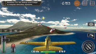 Air Combat Pilot WW2 Pacific Android Gameplay