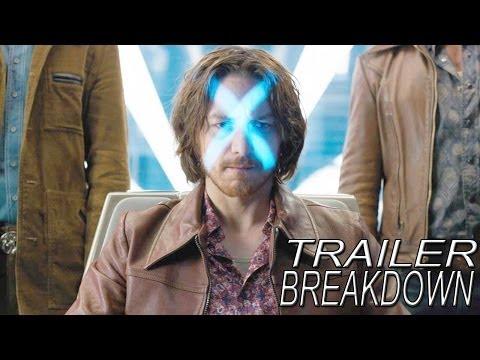 X-MEN: DAYS OF FUTURE PAST Trailer Breakdown
