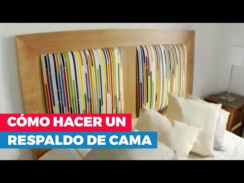 H galo usted mismo programa 19 de junio 2011 youtube for Como hacer una cama de madera