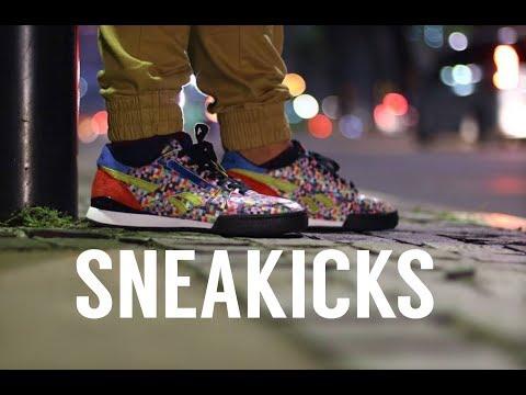 SNEAKICKS – Atmos x Reebok Phase 1 Pro 'Neon Digi Camo'