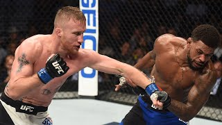 Top Finishes: Justin Gaethje