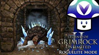 [Vinesauce] Vinny - Legend of Grimrock 2: Unlimited [Roguelite Mode]