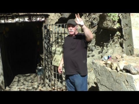 Explore an 1870's Gold Mine, in Julian, California