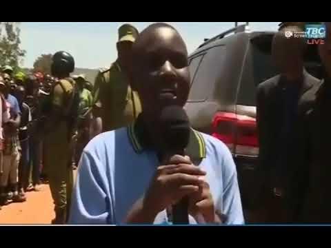 TAZAMA: Magufuli 'Amwagia' Mwanafunzi Jasiri  Mihela