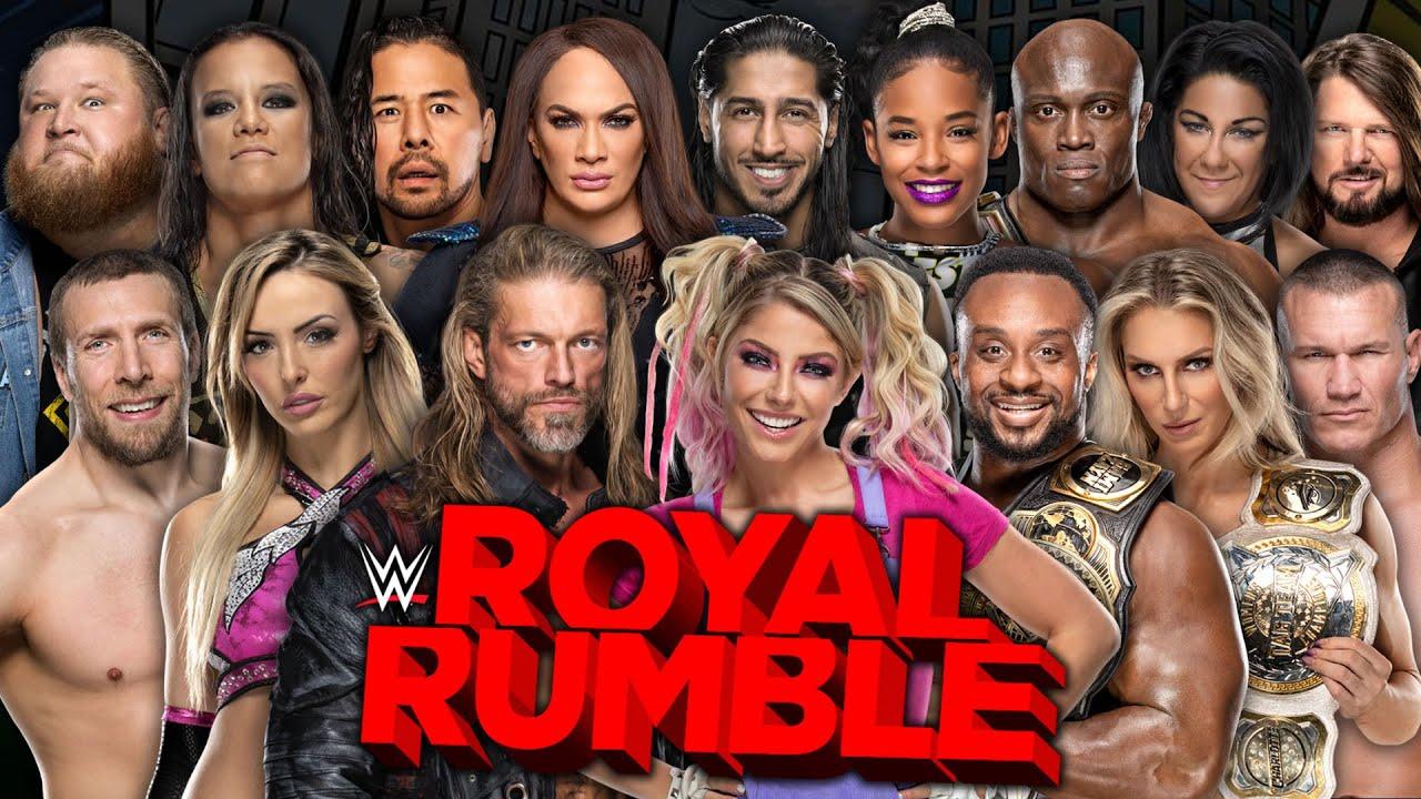Royal Rumble 2021 Live Stream