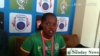 Mighty Warriors Coach on Zambia draw