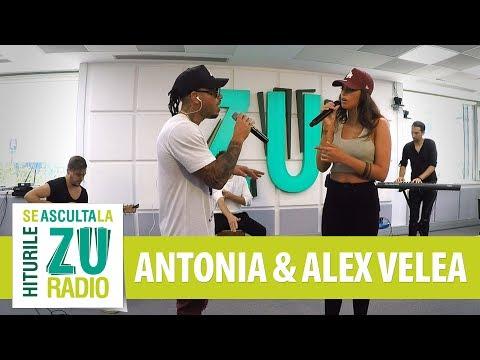 Antonia & Alex Velea - I Want It That Way (Backstreet Boys) (Live la Radio ZU)