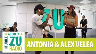 Antonia &amp Alex Velea - I Want It That Way (Backstreet Boys) (Live la Radio ZU)