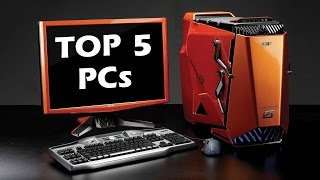 Top 5 Gaming PCs (2015)