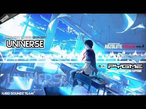 DJ Pygme Ft. Thobuz - Universe [DANCE] [2014] (Sorry For Sound Quality...)