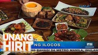 Unang Hirit: Sarap ng Ilocos Dishes sa Pasig City