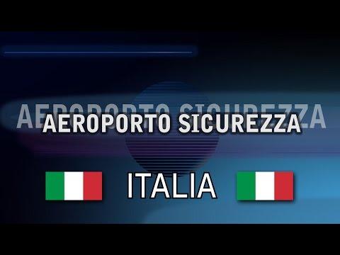 Airport Security Italia | parodia