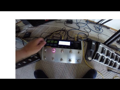 TC-Helicon Voice Live 3 in Sync with Ableton Live