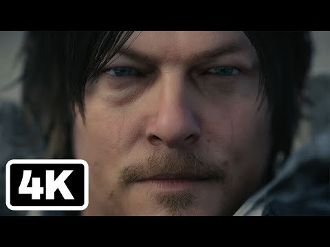 Death Stranding Trailer (4K) - Game Awards 2017