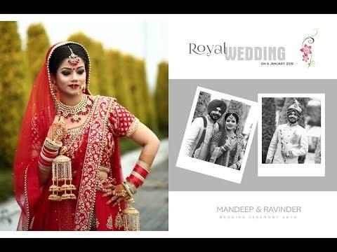 Best Punjabi Highlights 2k19 II Ravinder & Mandeep II The Wedding Park Photography