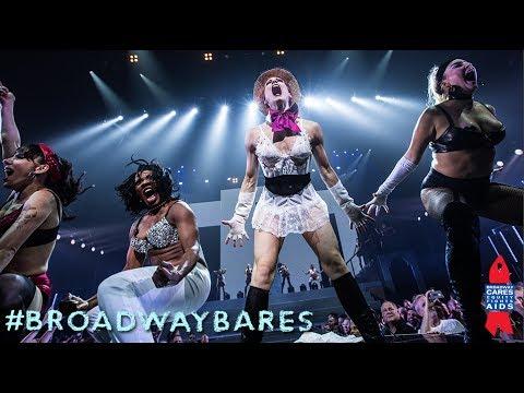 """Feminist Studies """"Roar"""" at Broadway Bares 2017"""