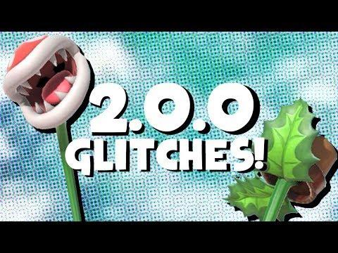 NEW Super Smash Bros. Ultimate Glitches!