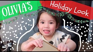 Holiday Look by Olivia