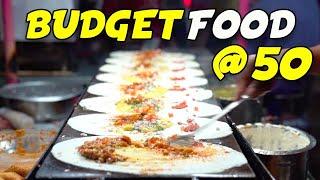 BEST STREET FOODS in Hyderabad | Episode 1 Madhapur | ChaiBisket Food
