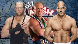 WWE Mashup Kurt Angle and The Real Americans (Dalyxman)