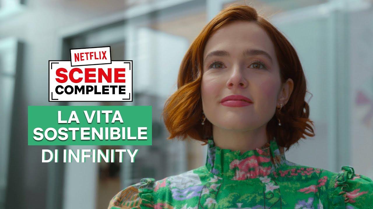 The Politician   La vita sostenibile di Infinity   Netflix Italia