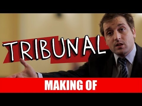 Making Of – Tribunal