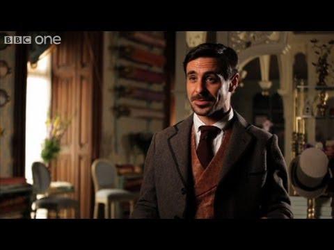 Emun Elliott introduces the dashing Moray - The Paradise - BBC One