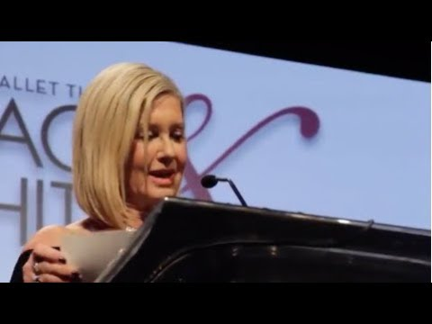 Olivia Newton-John: Nevada Ballett Theatre Woman of The Year (January 22, 2016)