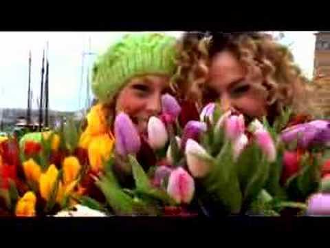 gek op bloemen