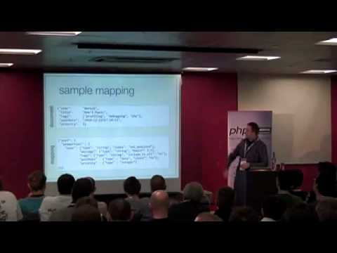 PHP UK Conference 2011 - 99 Problems, But The Search Ain't One, by Andrei Zmievski