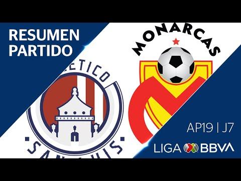 Resumen y Goles | Atlético San Luis vs Morelia | Jornada 7 - Liga BBVA MX - Apertura 2019