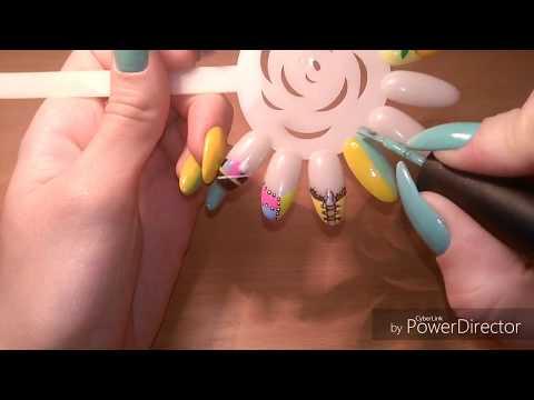 Градиент и омбре на ногтях в чем разница