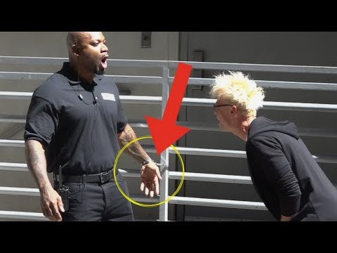 BEST Security Guard Pranks (NEVER DO THIS!!!) - POLICE SECURITY MAGIC PRANKS COMPILATION 2018