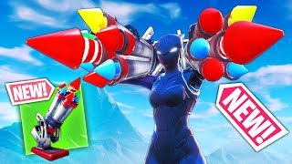 *NEW* BOTTLE ROCKETS BEST PLAYS!! - Fortnite Funny WTF Fails and Daily Best Moments Ep.914