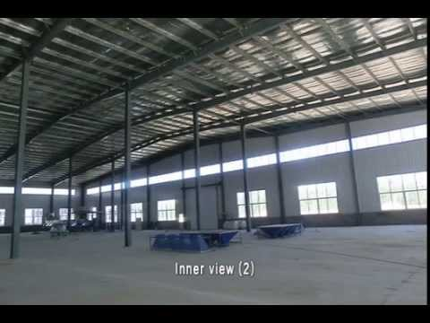 Prefabricated Steel Structure Buildings For Warehouse And