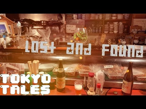 Tokyo Tales: Lost and Found (Simon and Martina Podcast Episode 8)