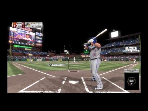 Mets vs Phillies - 4.11.2017 - Harvey vs Buchholz