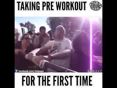 hqdefault first time taking pre workout youtube