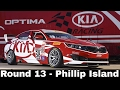 iRacing BSR Kia Cup Series Round 13 - Phillip Island
